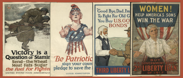Explore Pennsylvania State Archives World War I Posters This link to an exterior site opens in a new window.